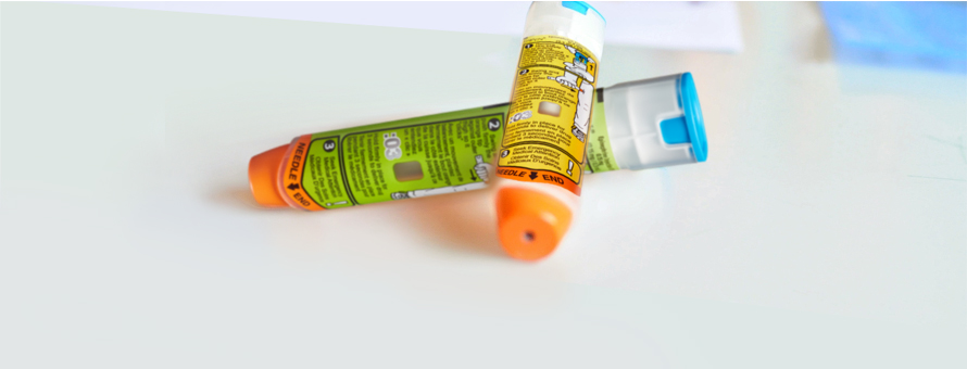 Register for EpiPen® expiration reminders